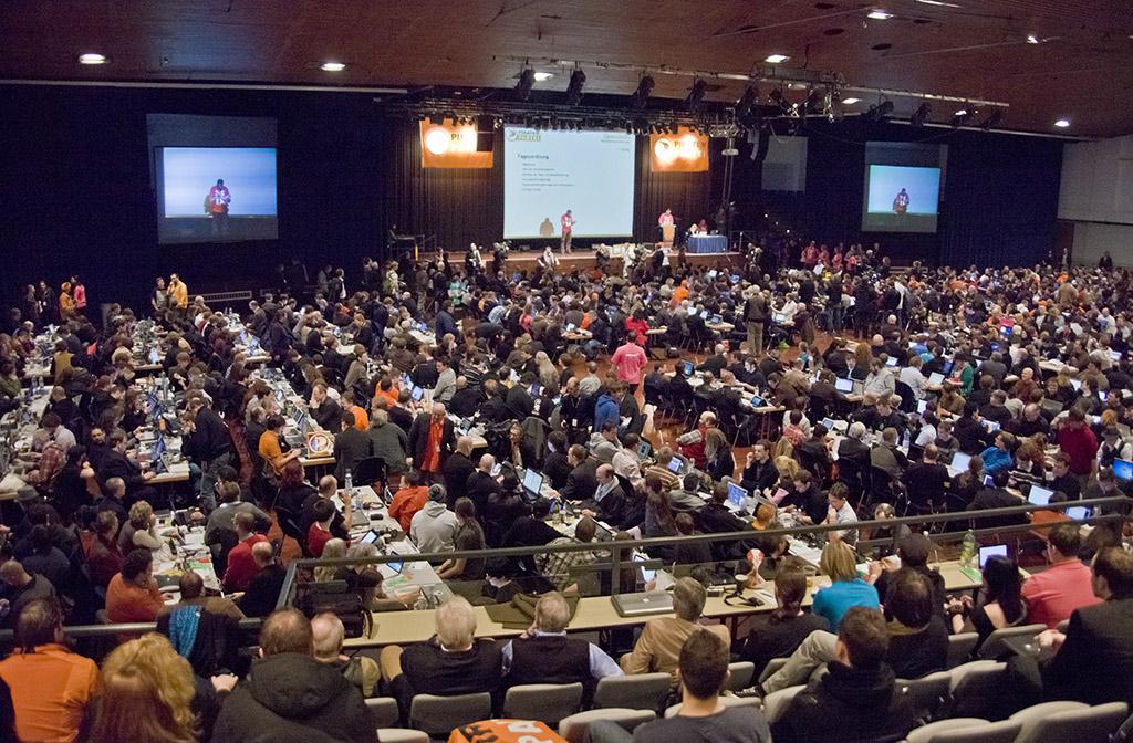 Offenbach 2011 main hall