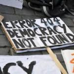 error 404 democracy not found